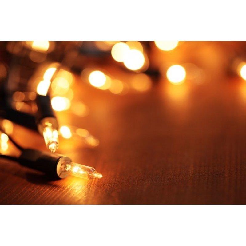 Guirnalda de luces de Navidad. 160 bombillas