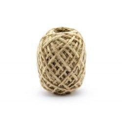 10 m de cuerda / cordón de yute natural