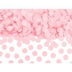 15 Grs de Confeti redondo, rosa