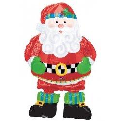 Globo Papá Noel. 100 cms