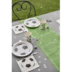 Camino de mesa, Campo de fútbol-tenis