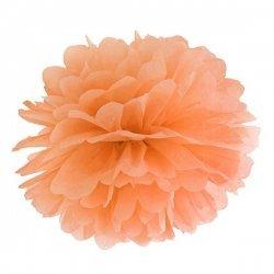 Pompón mandarina. 30 cms