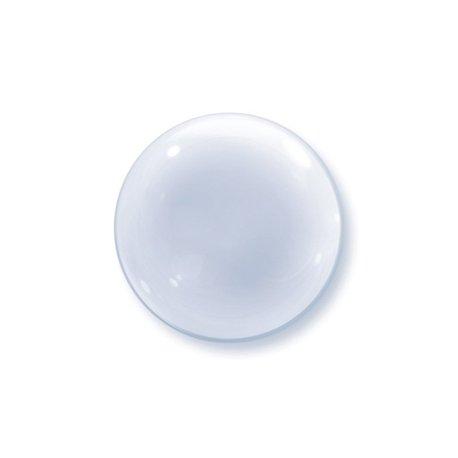 Globo burbuja transparente. Aprox 60 cms.