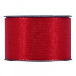 Cinta taft roja. 70 mm x 25 m
