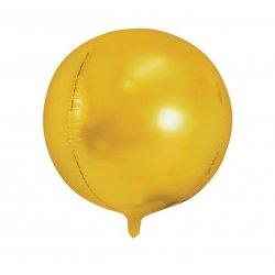 Globo metalizado esfera oro