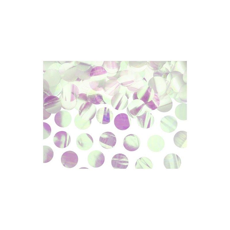 15 Grs de Confeti iridiscente