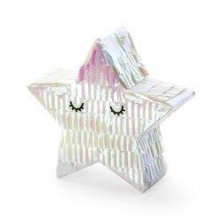 Mini piñata estrella