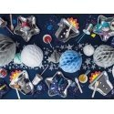 6 Platos Cohete - Fiesta Espacial