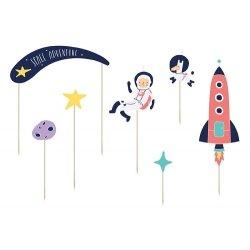 7 Toppers - Fiesta Espacial