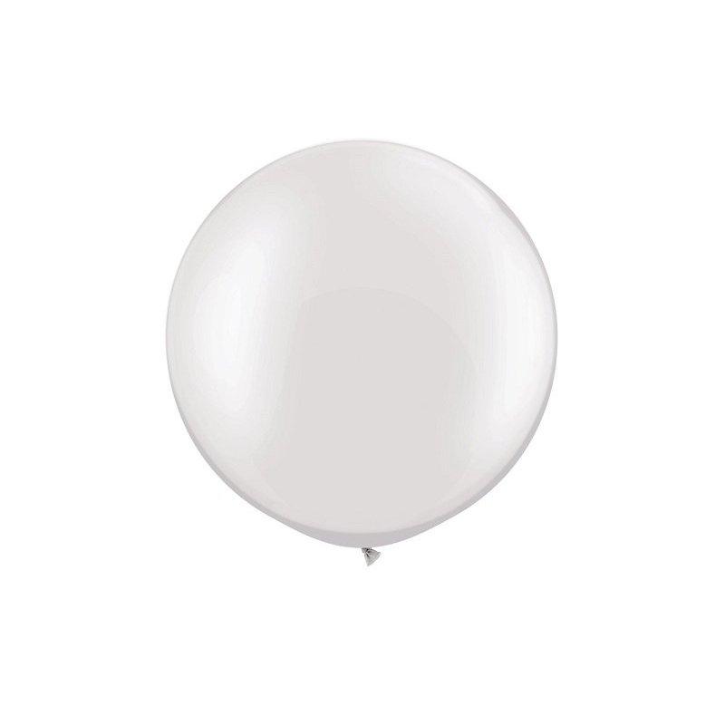 Globo 60 cms. Blanco