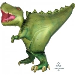 Globo Dinosaurio Tiranosaurio Rex. 91 cms