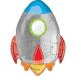 Globo Cohete 53x73 cms