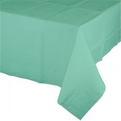 Mantel de papel Mint 1.37x2.74 m