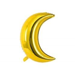 Globo metalizado Luna dorada