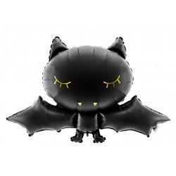 Globo murciélago 80x52 cms.