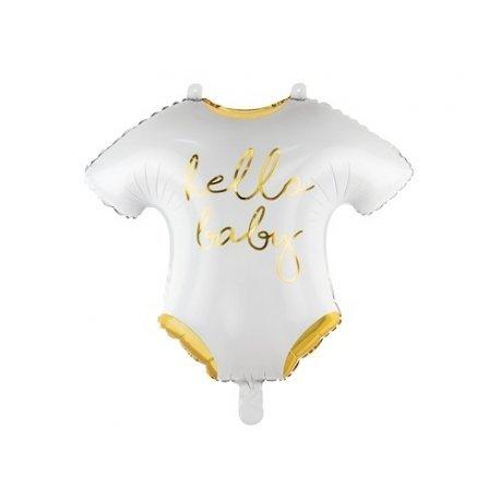 Globo body de bebé. Hello baby