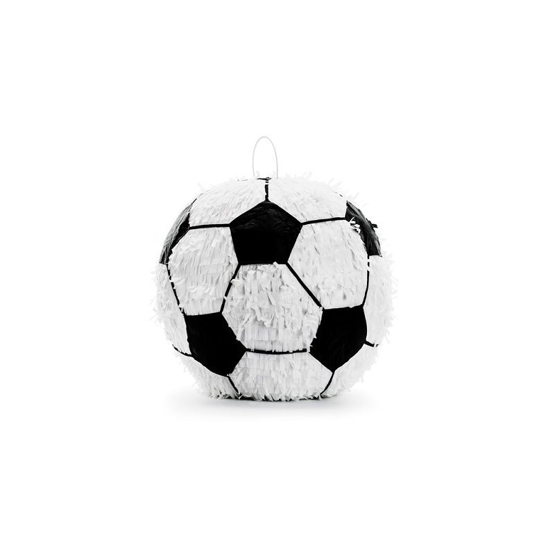 Piñata balón de fútbol