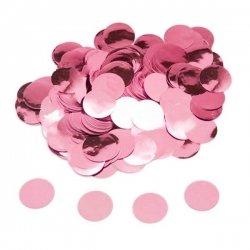 50 Grs de Confeti metalizado rosa