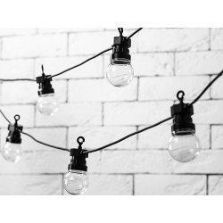 Guirnalda Verbena con 10 bombillas led.