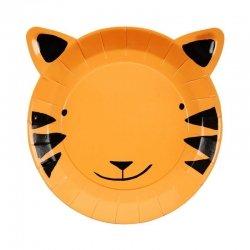 12 Platos tigre