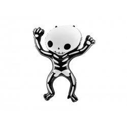 Globo esqueleto happy 84x100 cms.