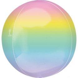 Globo órbita-orbz ombre pastel