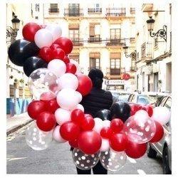 Guirnalda de globos Mickey/Minnie - Kit