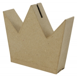 5 Cajas-Casita mini, kraft. 10x10x9 cms