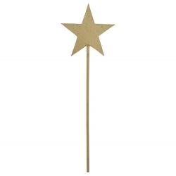 Varita estrella, kraft