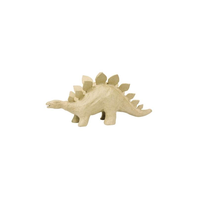 Dinosaurio/Tiranosaurio de cartón kraft.