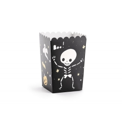 6 Cajas para palomitas Halloween