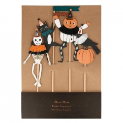 Toppers Halloween vintage