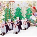 Globo-pinguino-metalizado-navidad-infantil-noche-buena-escaparates-gramajeshop-valenci