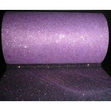 Tul con glitter 15 cms x 40 m. Varios colores
